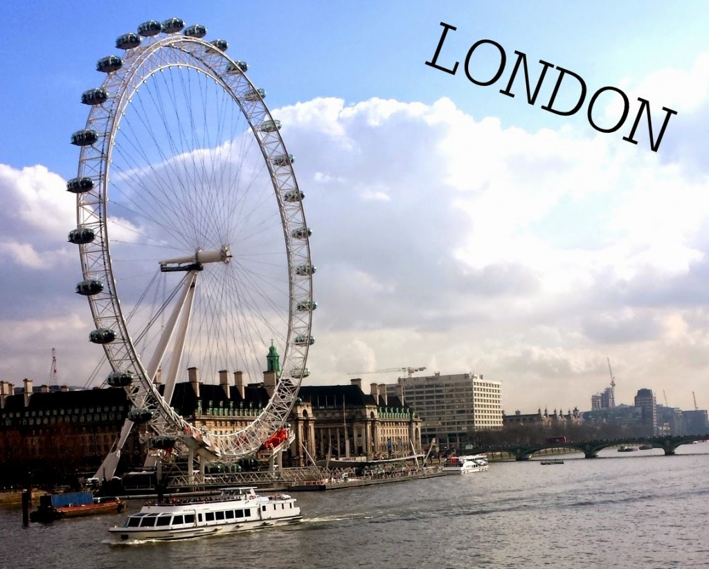 Five Things I Love About London