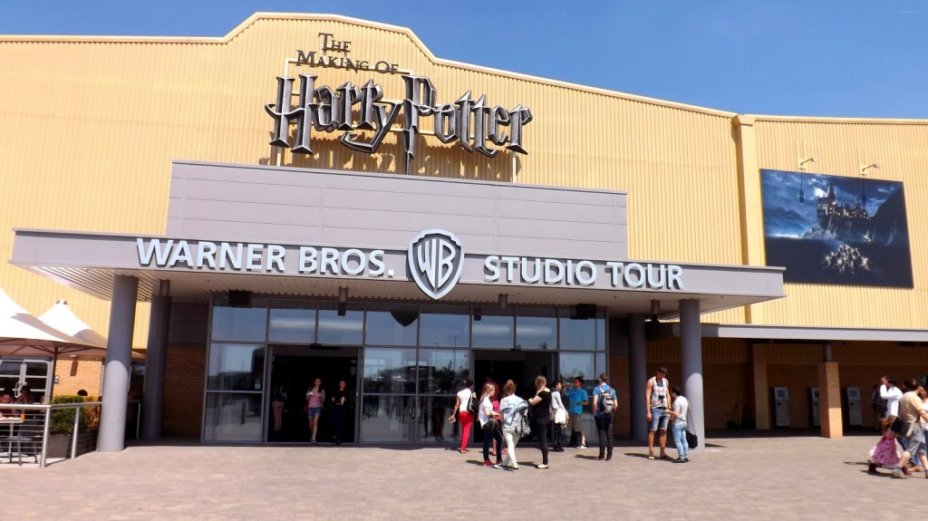 Harry Potter Studio Tour (Take Two!)