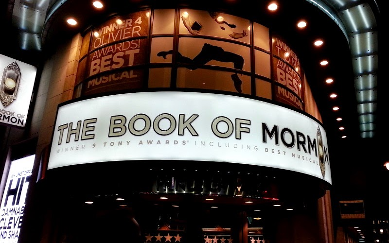 The Book of Mormon, Prince of Wales Theatre