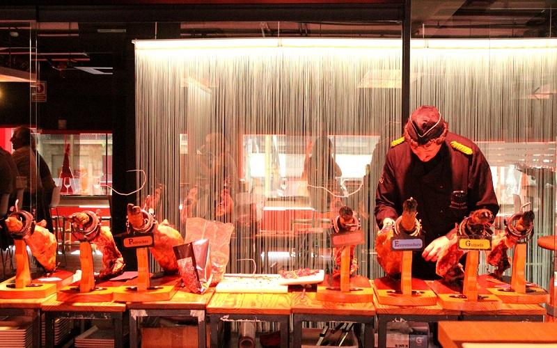 Barcelona: Jamon Experience & Erotic Museum