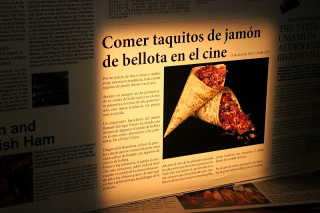 Barcelona Jamon Experience tour
