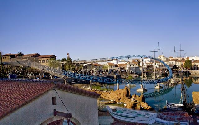 Port Aventura Furius Baco