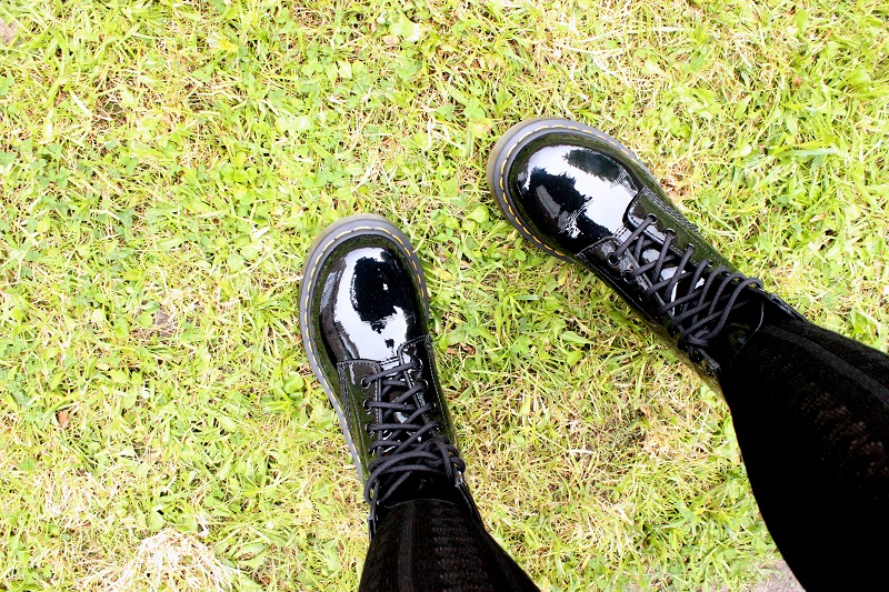 Breaking in my Dr Martens: A Slightly Cautionary Tale | Mini