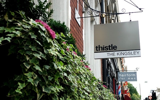 The Kingsley Thistle Hotel Holborn London luxury travel blog review