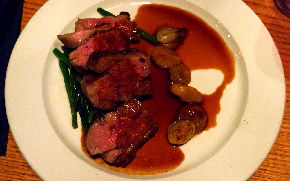 L'Gueuleton Lamb Rump Steak