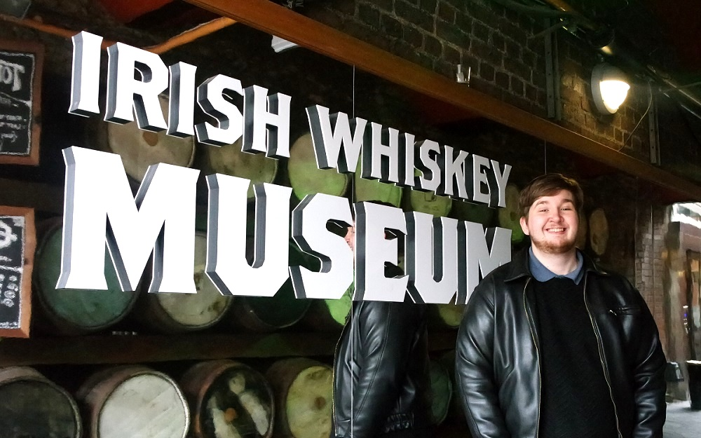 Irish Whiskey Museum Tour Dublin
