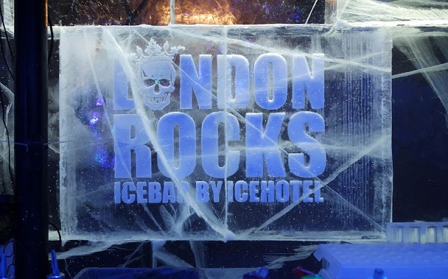 IceBar London Rocks