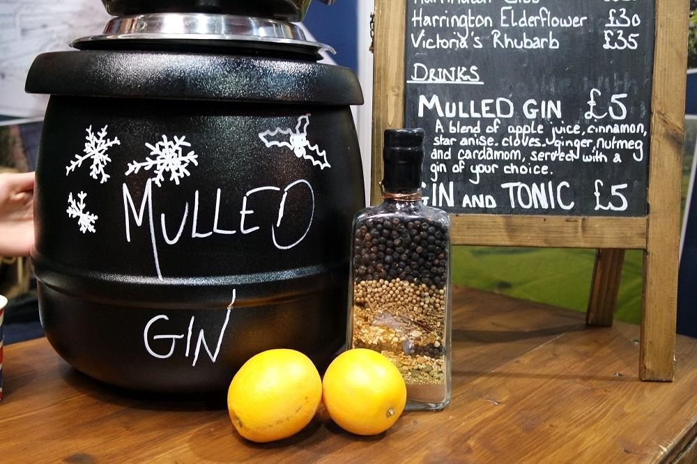 Taste of London Christmas 2015 Mulled Gin