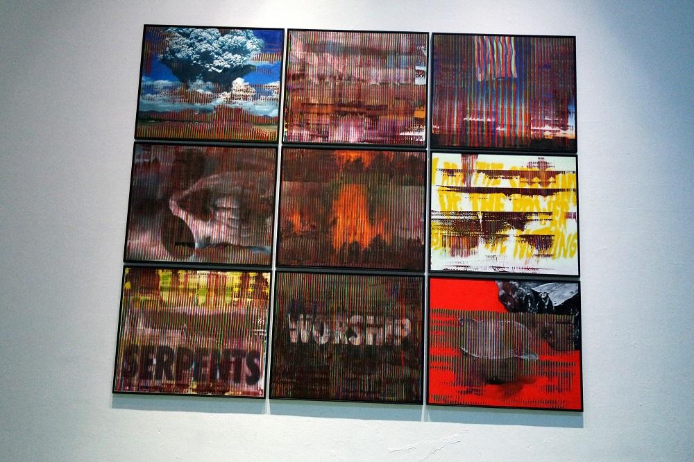 Amsterdam art exhibition