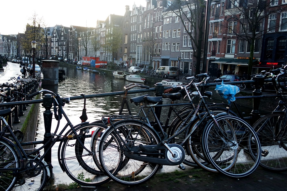 A Whirlwind Weekend In Amsterdam