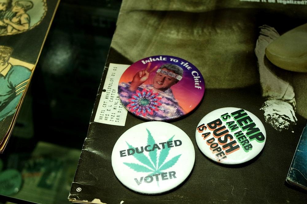 Hash, Marihuana & Hemp Museum, Amsterdam