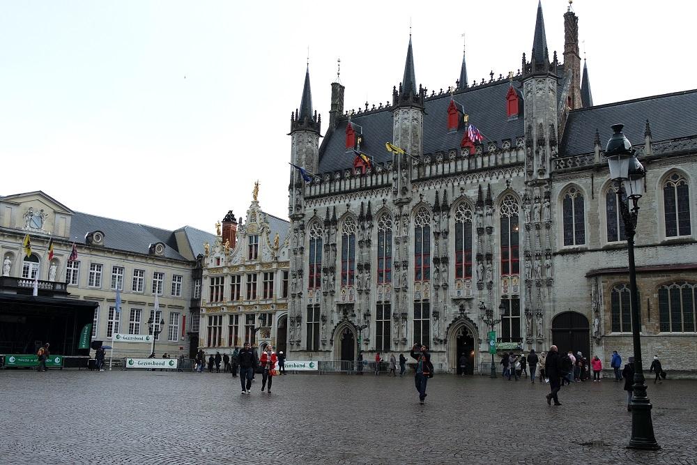 Bruges architecture