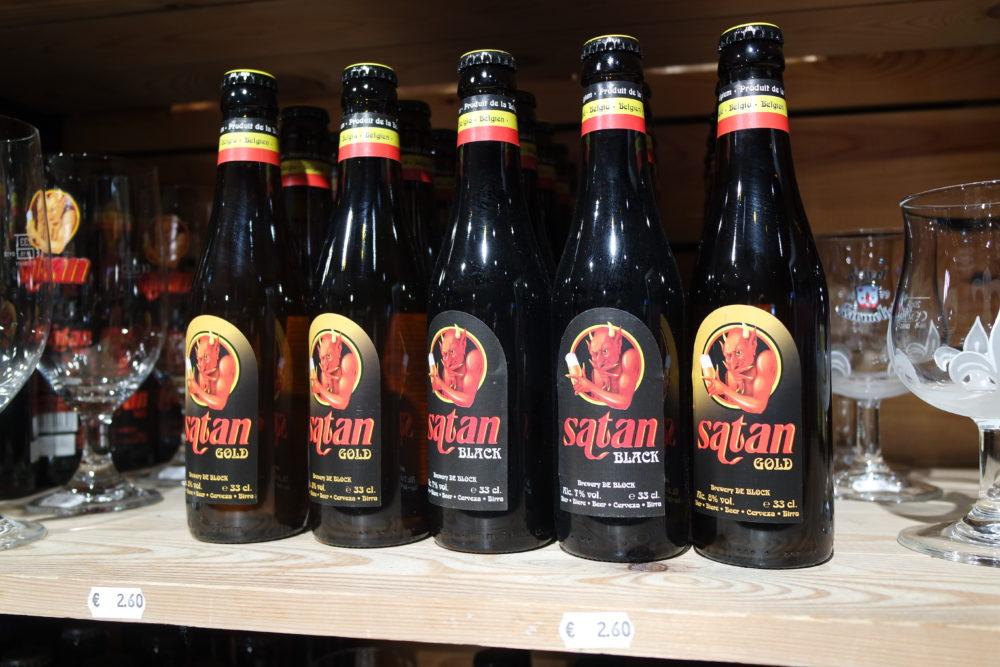 Bruges Belgian Satan Beer