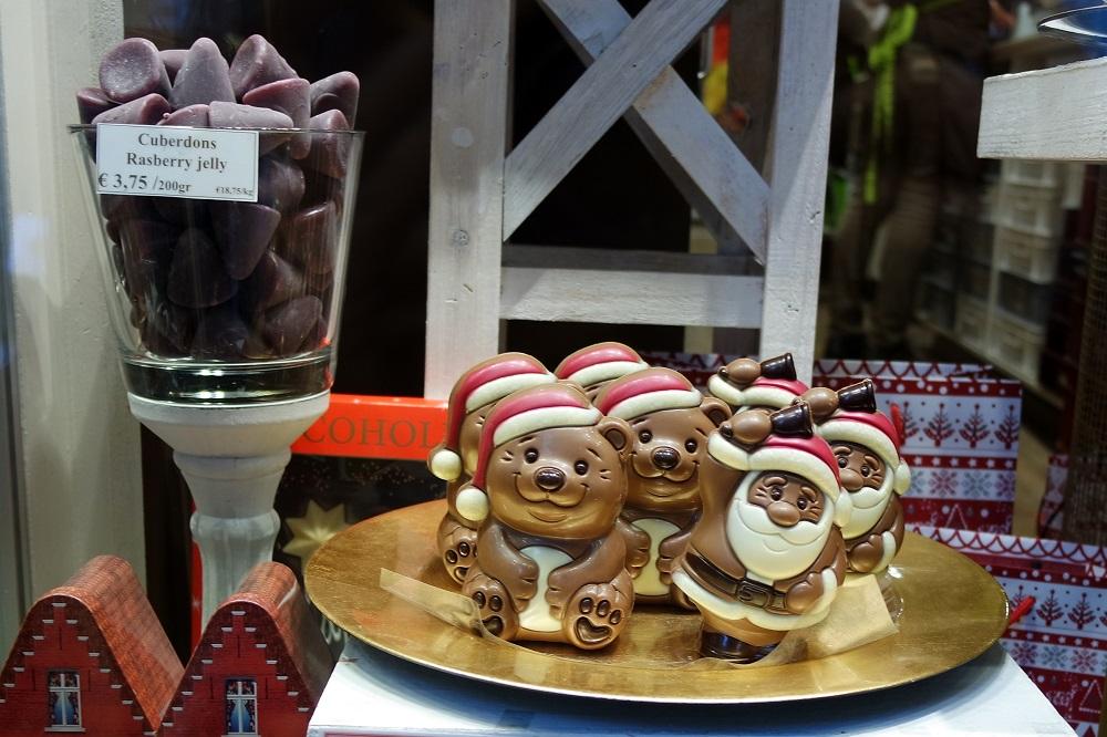 Bruges Belgian Chocolate Teddy bears