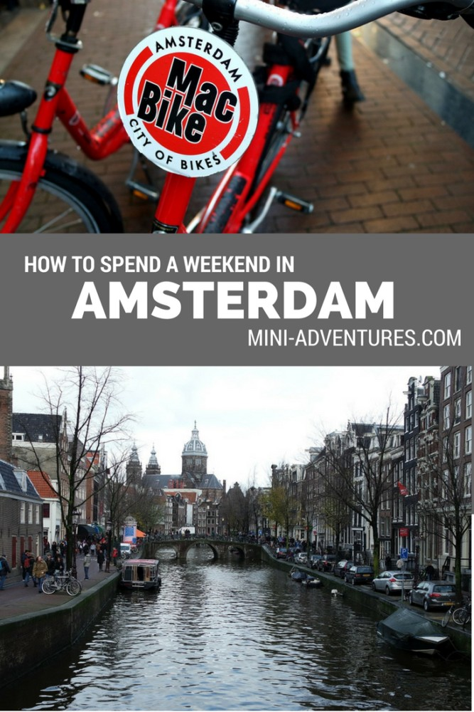A Weekend in Amsterdam / Netherlands / City Guide / Couples Travel / Coach Travel / Travel Guide / Travel Blog / City Guide