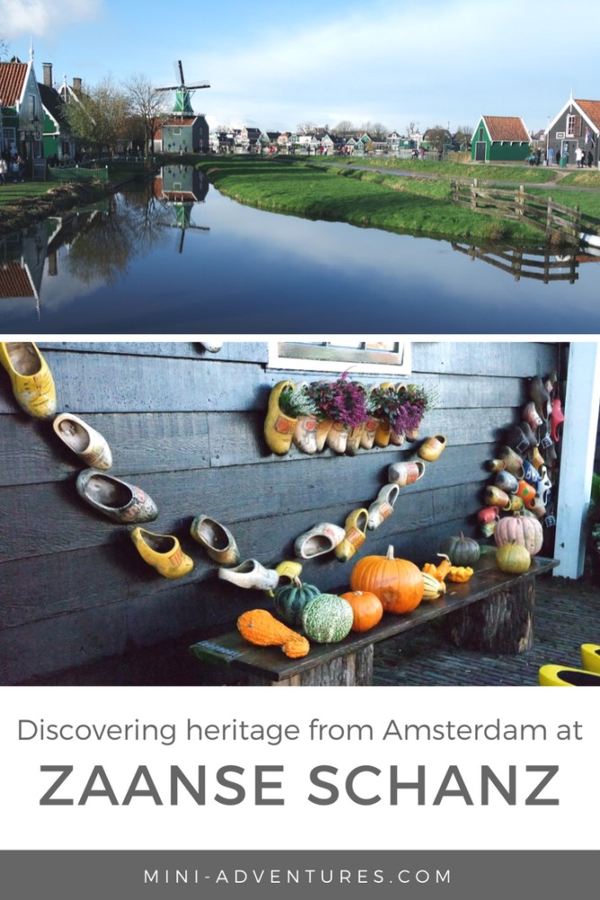 Close to the debauchery of Amsterdam, you'll find Zaanse Schanz. Exploring Holland's heritage, climb windmills, sample chocolate and watch clog makers in action!
