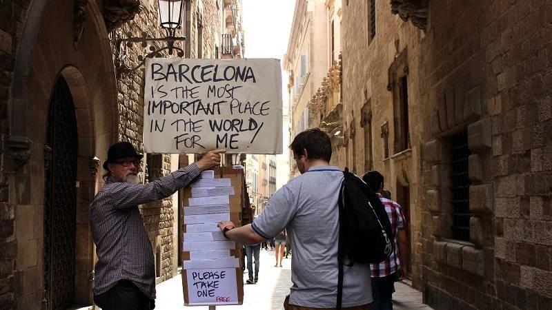I Left My Heart In Barcelona