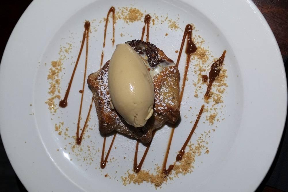 hawksmoor dessert peanut butter shortbread