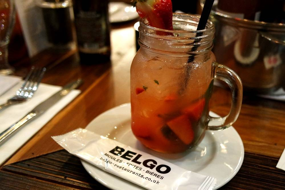Belgo Fruli Cocktail