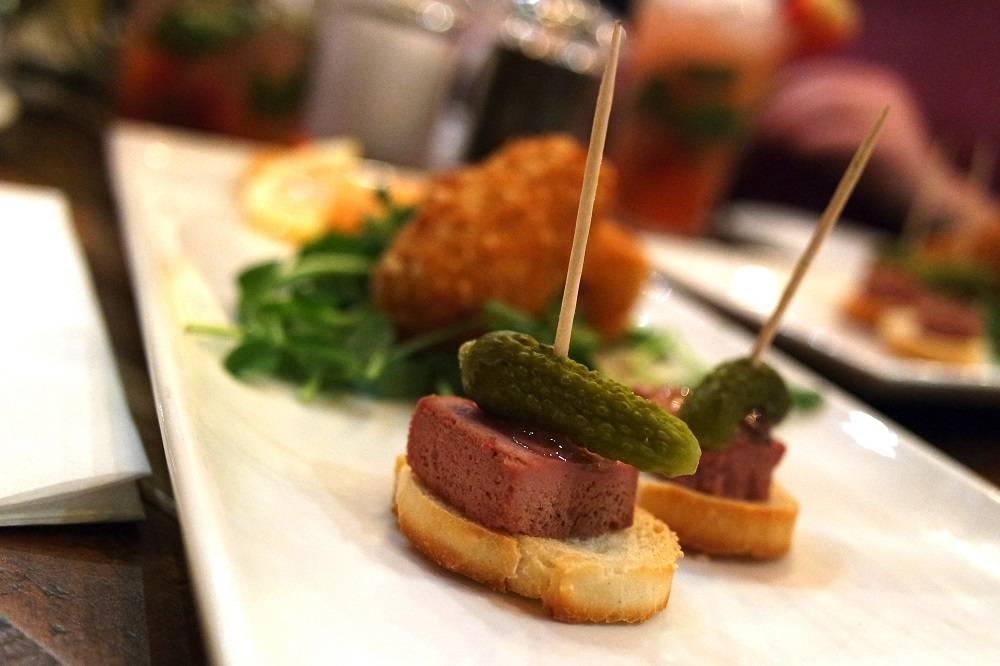 Belgo Holborn Restaurant Starters