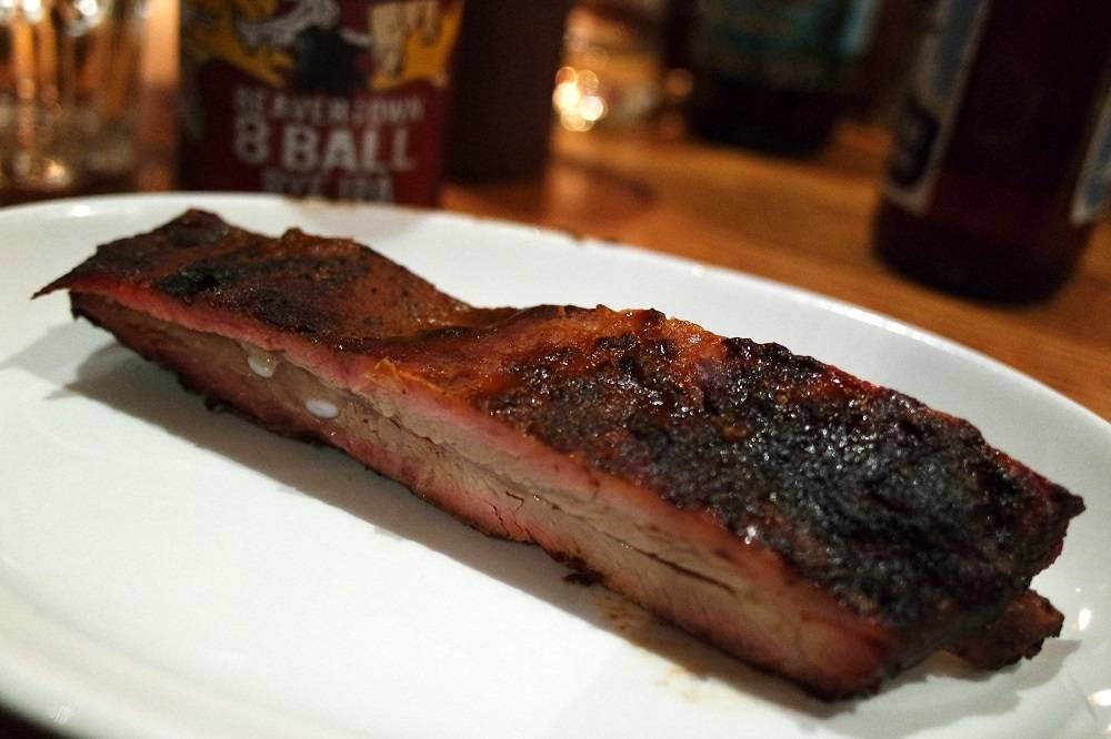 Bodeans BBQ Tower Hill Ribs
