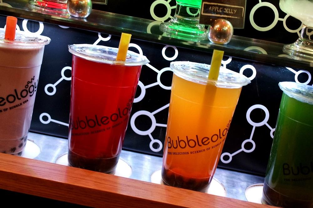 Bubbleology Notting Hill Bubble Tea png