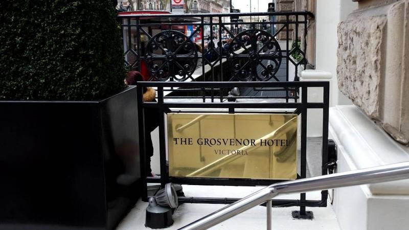 The Grosvenor Hotel, London Victoria
