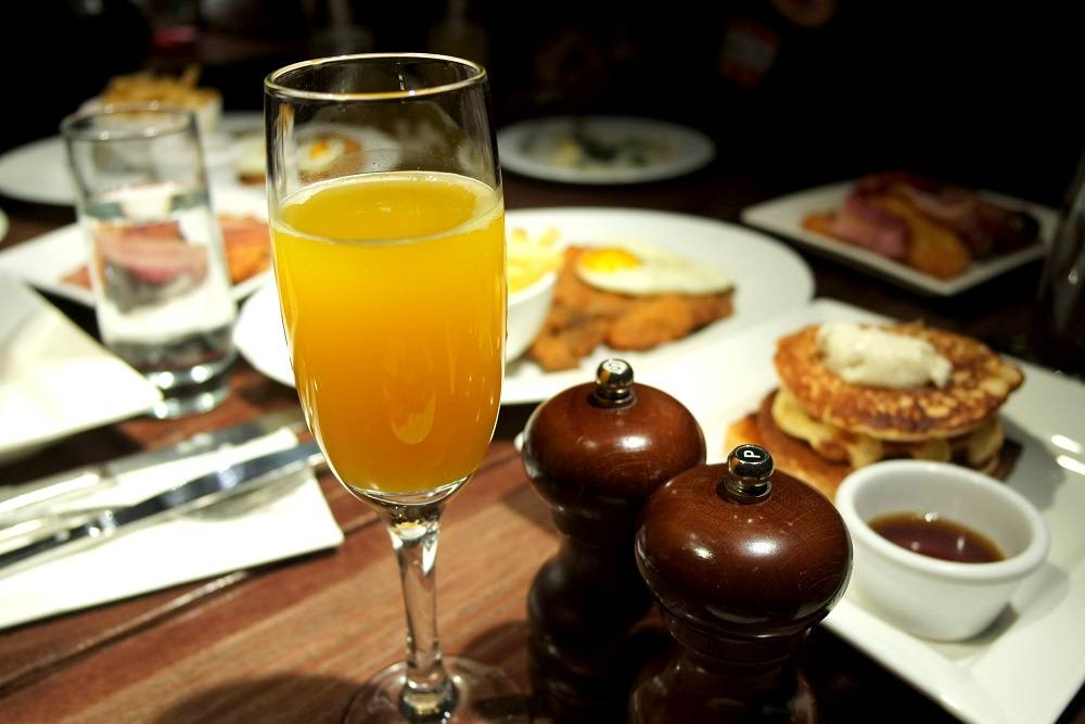 Brunch at Heliot, The Hippodrome Casino