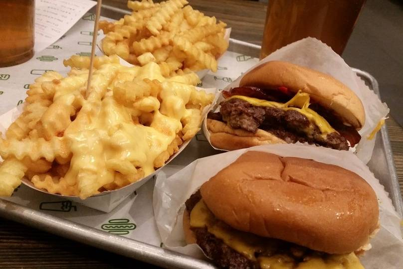 Shake Shack London Restaurants review
