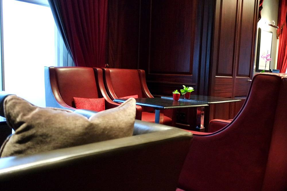 The Grosvenor London Victoria Executive Lounge