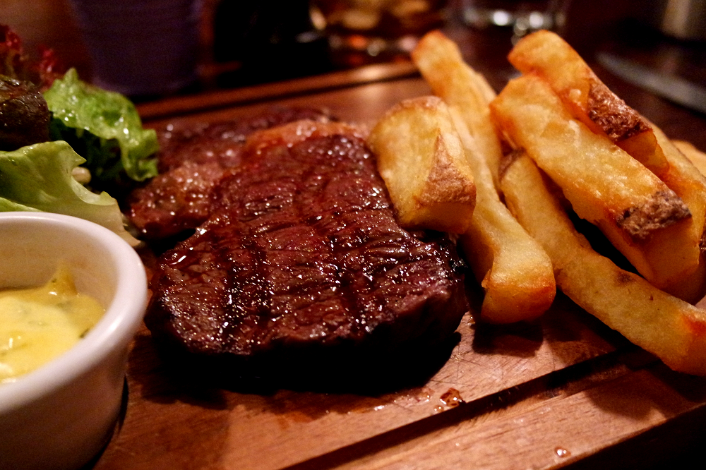 The Punchbowl London Steak Chips