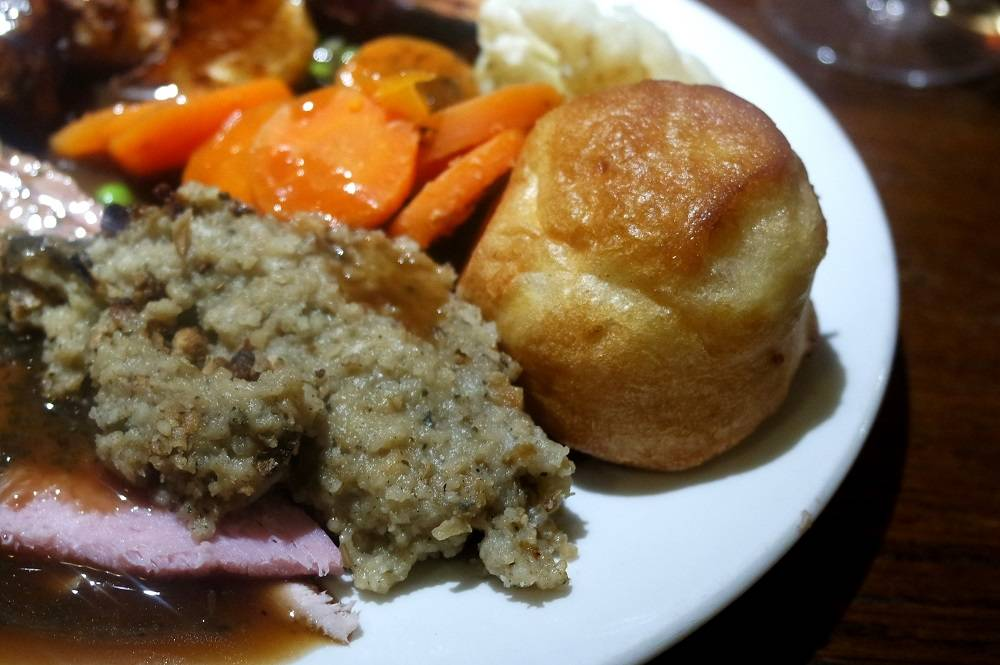 Toby Carvery London Restaurants Sunday Roast