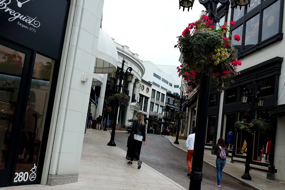 Beverley Hills Street