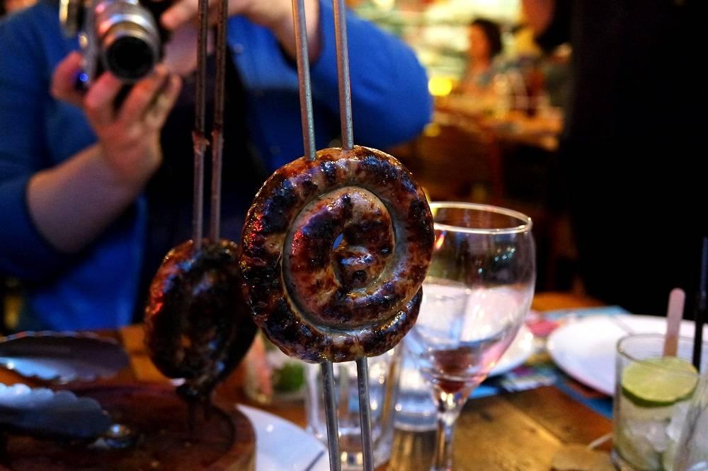 Cabana Brixton Brazilian Sausage