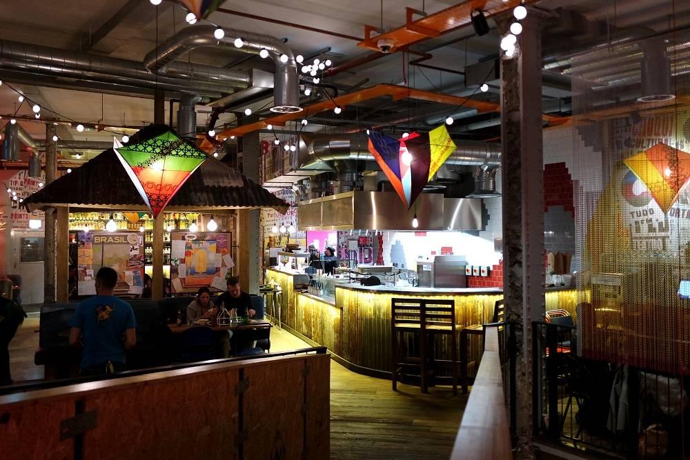 Cabana Brixton restaurant