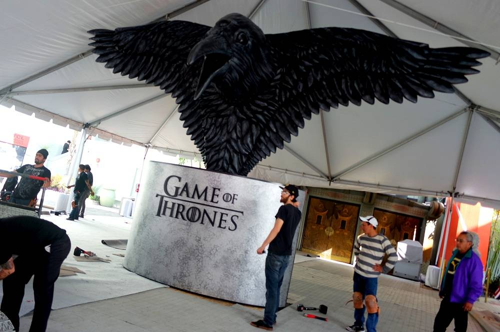 Hollywood Game of Thrones Premiere