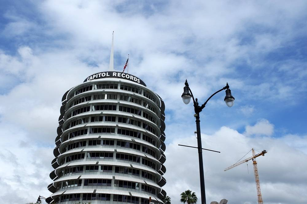 Los Angeles Capitol Records Building