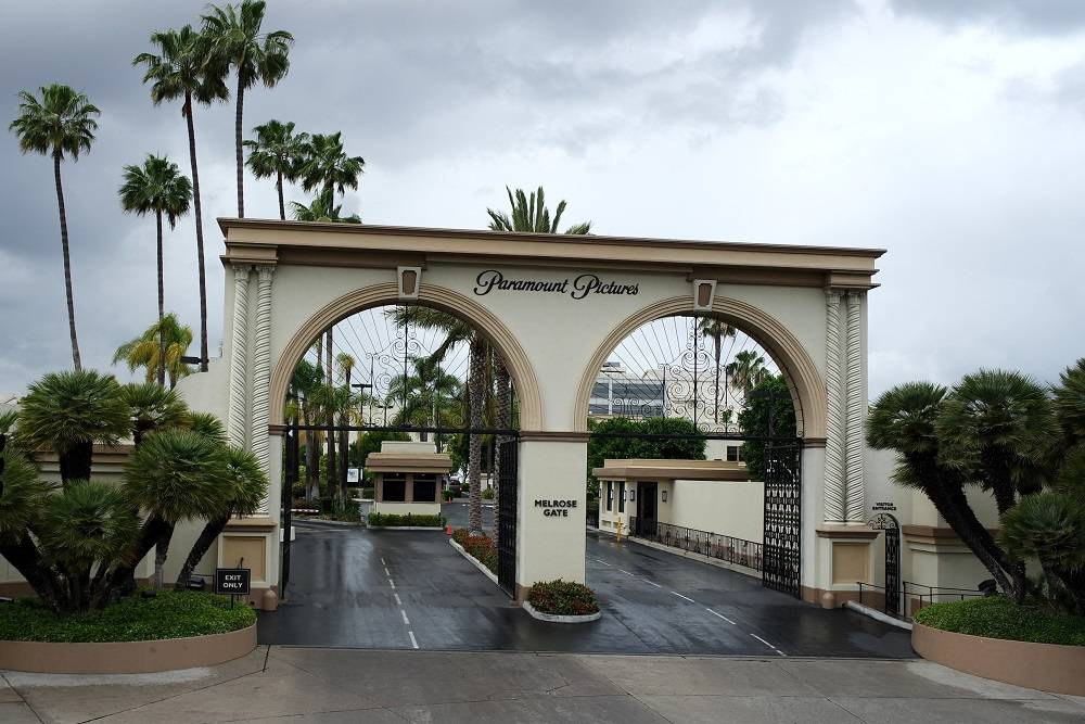 Los Angeles Paramount Pictures Studio
