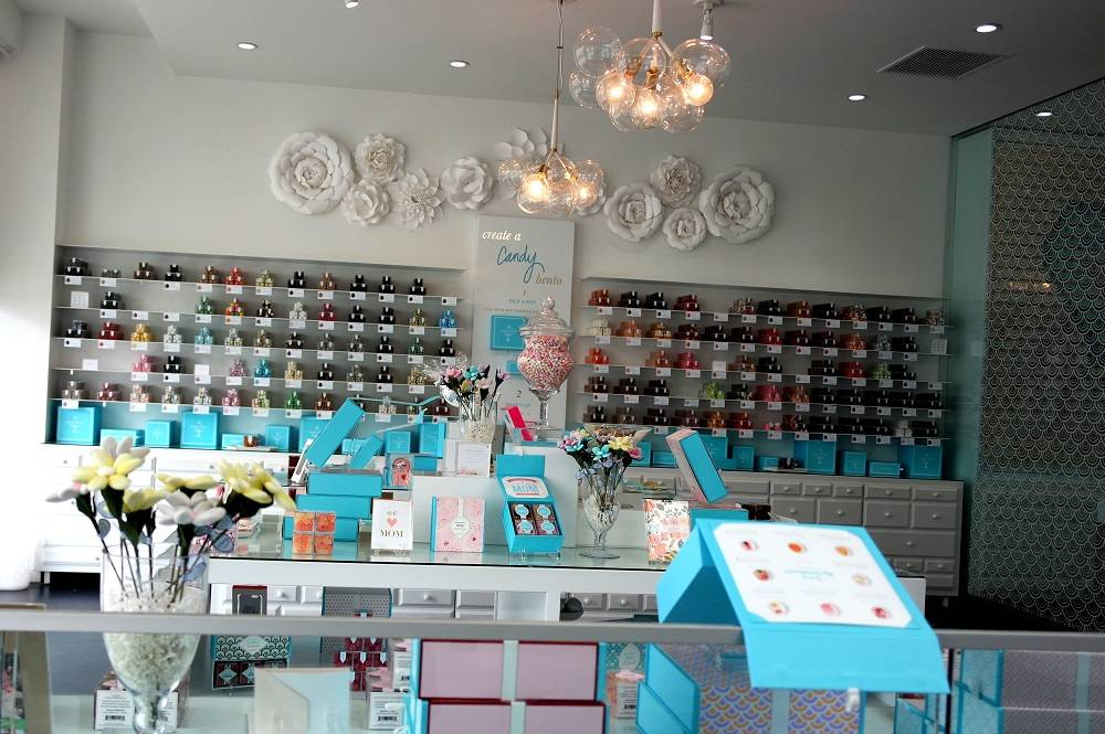 Los Angeles Sugarfina Candy Shop in Beverley Hills
