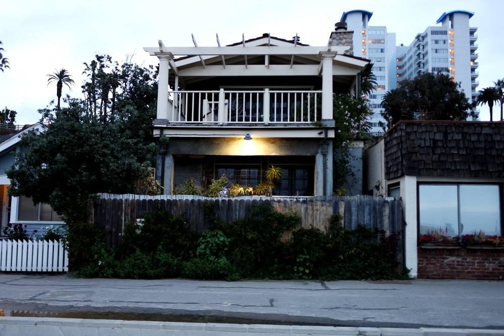Santa Monica beach house