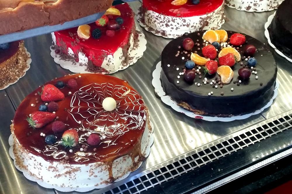Antwerp Cakes