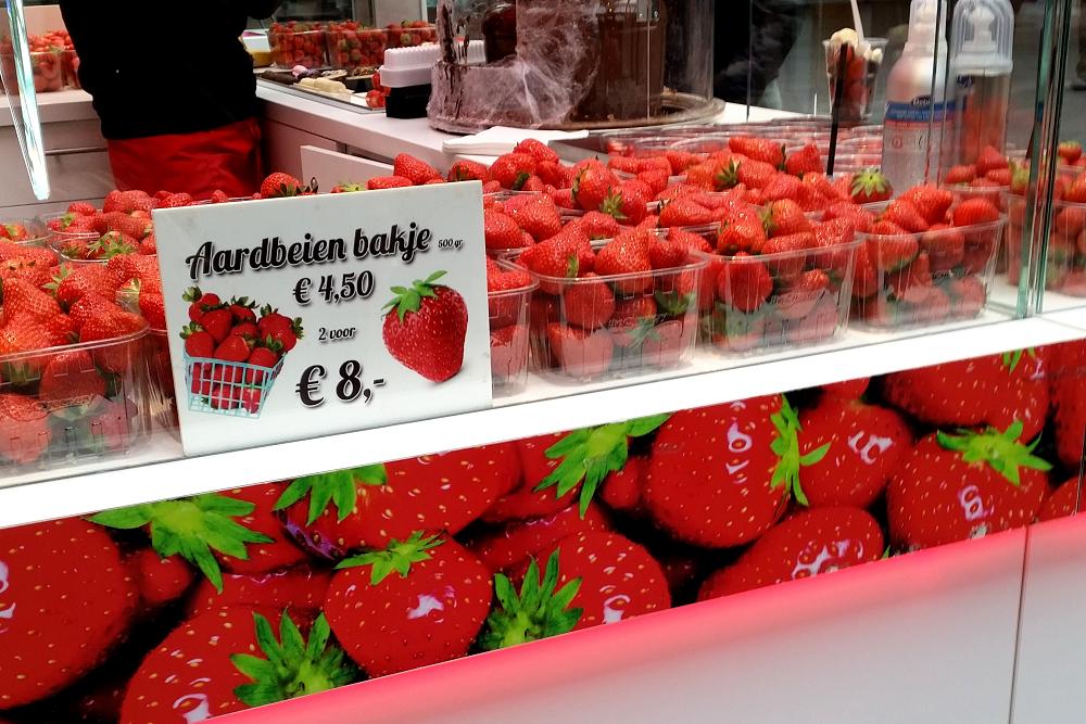 Antwerp Strawberries