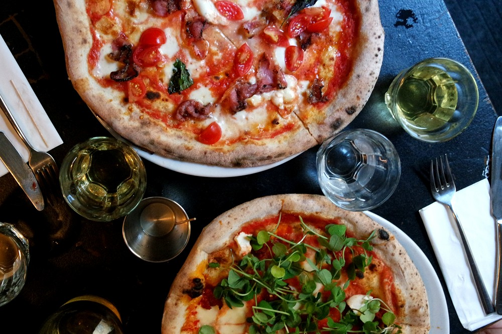 Apollo Pizzeria Stoke Newington Pizza Blog Review