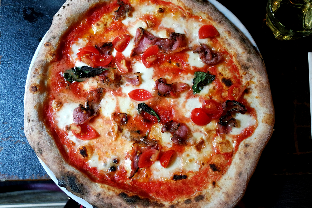 Apollo Pizzeria Stoke Newington Pizza