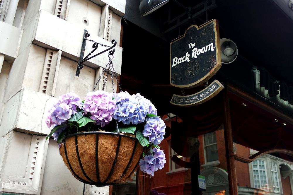 Back Room Bar Hard Rock Cafe London