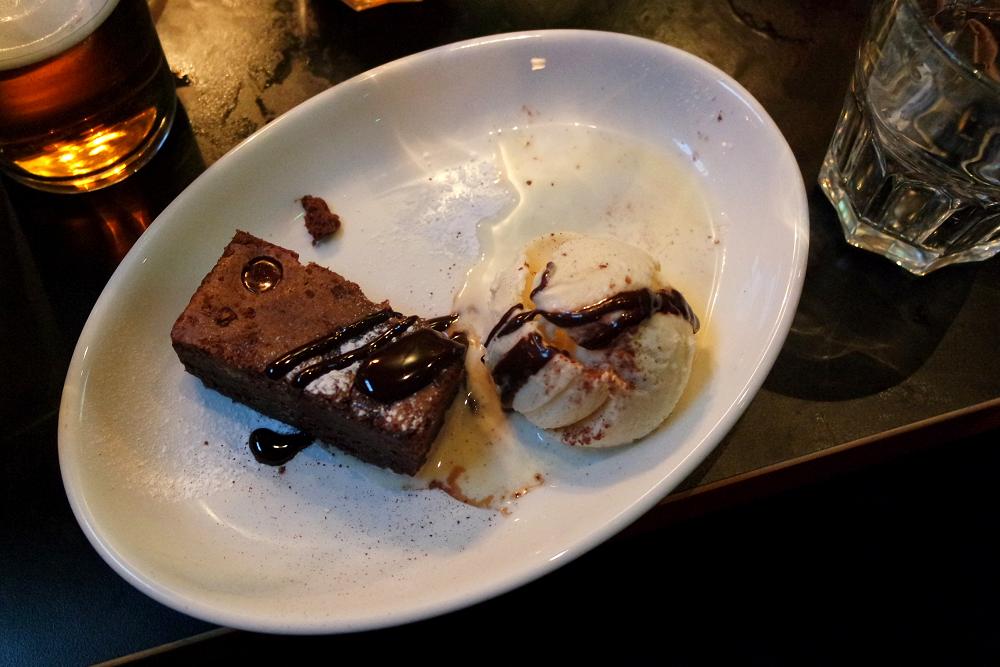 Bodeans Covent Garden Dessert