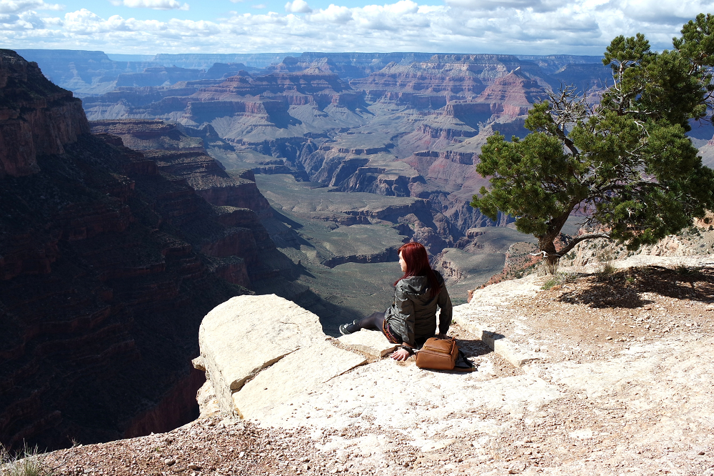 Experiencing The Grand Canyon