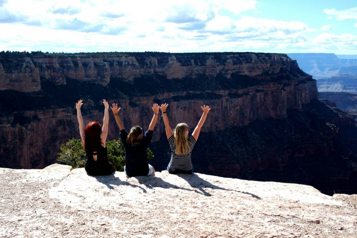 Grand Canyon girls