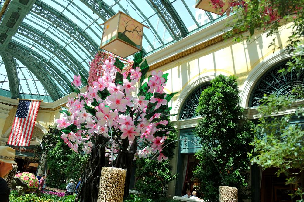 Vegas Bellagio oriental room