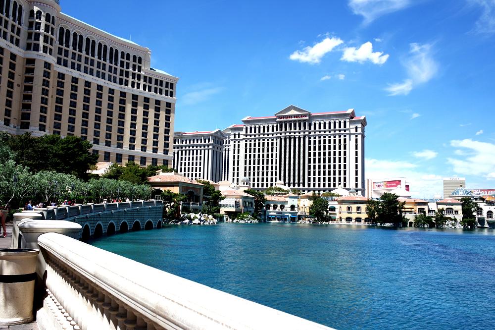 Vegas Strip Caesars Palace
